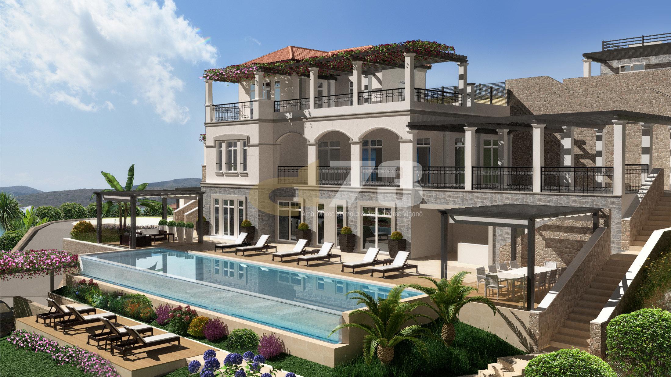 Villa Sofia, Greece