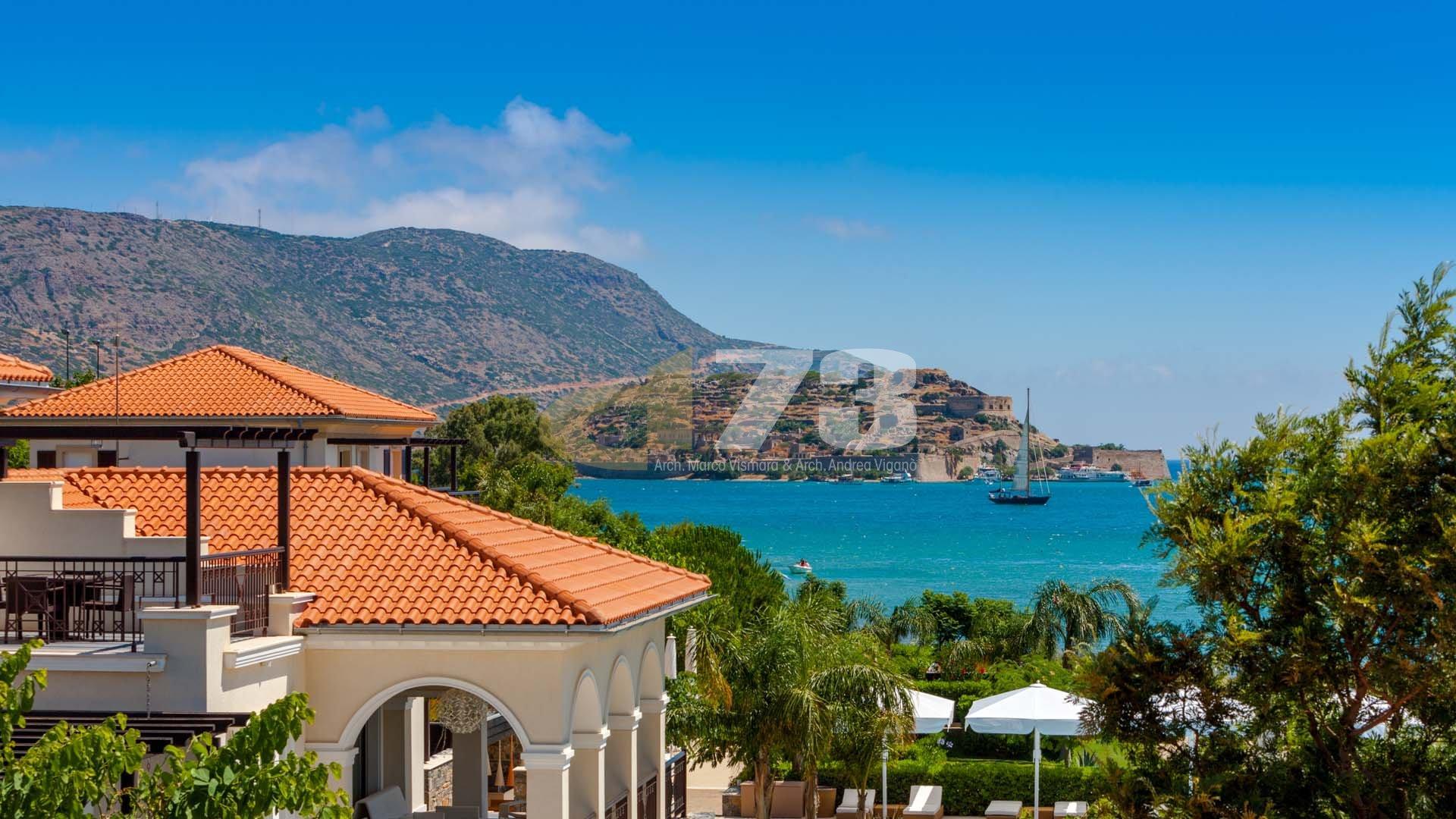 Villa Olivia, Crete, Greece