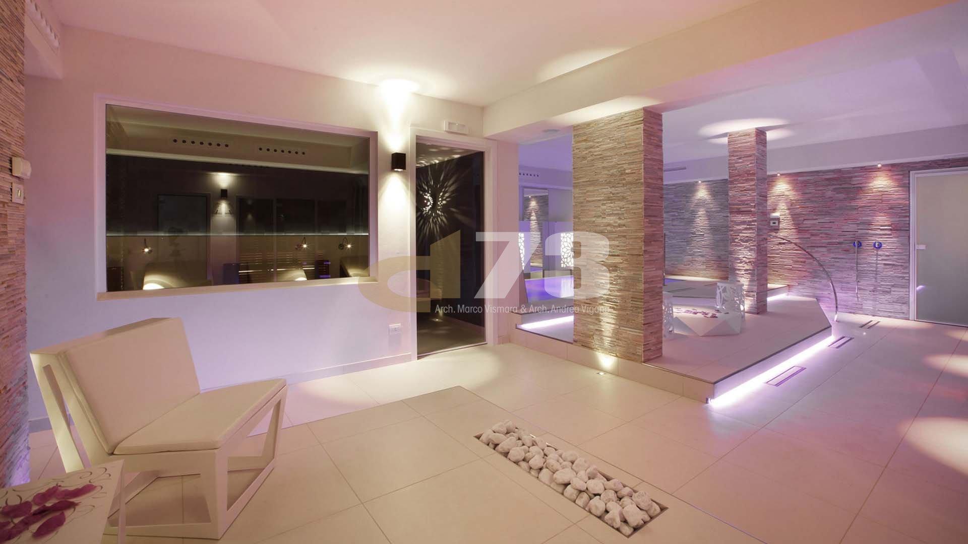 HOTEL PARIGI 2 SPA LA CASCADE DALMINE BERGAMO 2