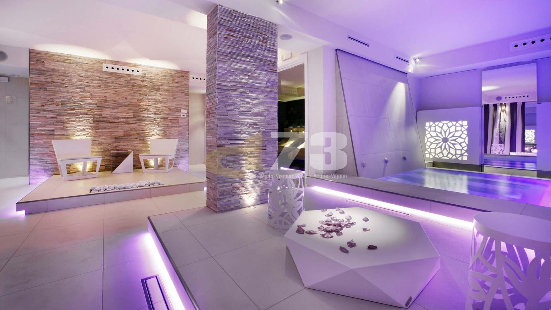 HOTEL PARIGI 2 SPA LA CASCADE DALMINE BERGAMO 5