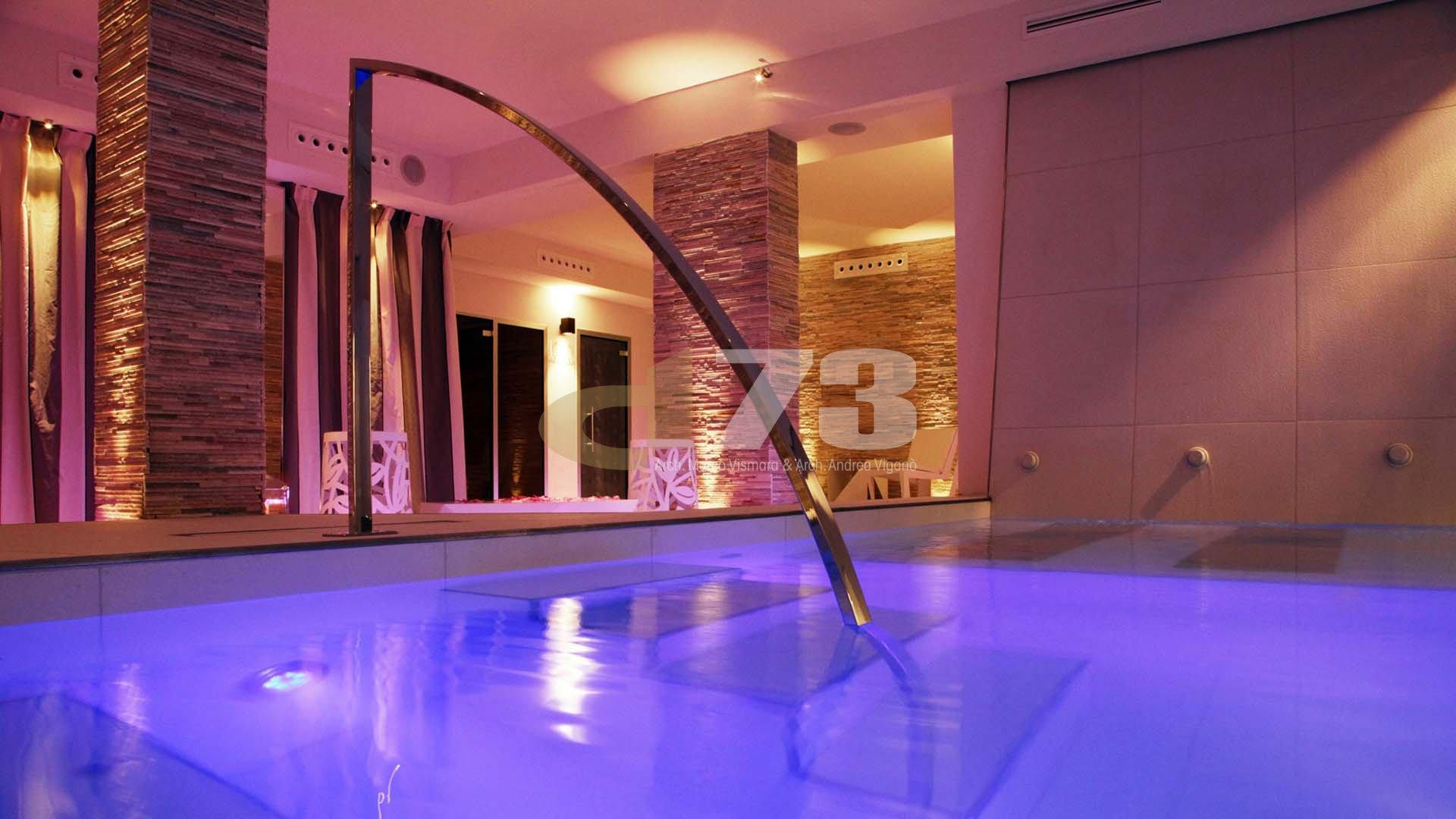 LA CASCATA DALMINE SPA - LA CASCADE WELLNESS HOTEL