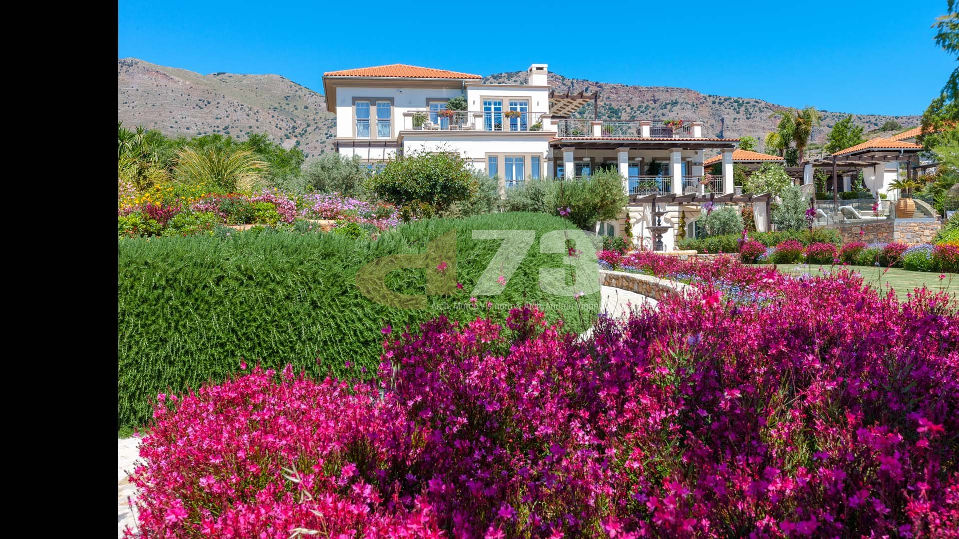 Villa Olivia, Crete, Greece